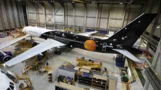 Video Titan Airways Boeing 757 - Maintenance by Monarch Aircraft Engineering MP3, 3GP, MP4, WEBM, AVI, FLV Maret 2019