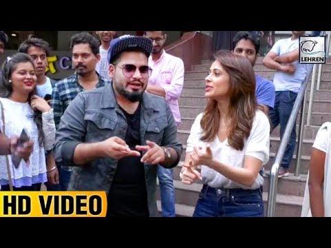 Nushrat Bharucha Challenges Fans To Say Sonu Ki Te