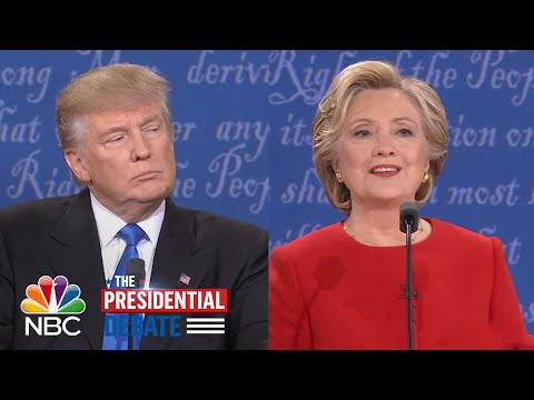 Video Donald Trump: 'Why Not' Blame Hillary Clinton for Everything? | NBC News download in MP3, 3GP, MP4, WEBM, AVI, FLV January 2017