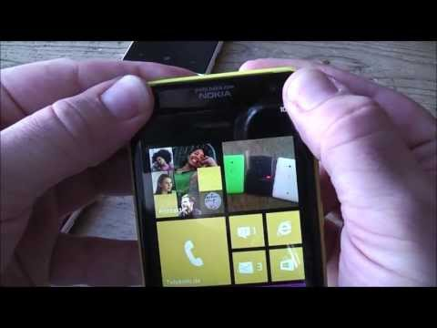 Nokia Lumia 625 Hands On