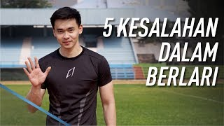 Download Video 5 Kesalahan Dalam Berlari x Andri Yanto MP3 3GP MP4