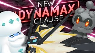 NEW DYNAMAX CLAUSE!? A COMPLEX BAN FOR DYNAMAX IN UBERS! Pokemon Sword and Shield by PokeaimMD
