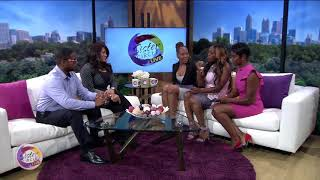 Sister Circle Live | Andrea Kelly FULL INTERVIEW Pt. 3
