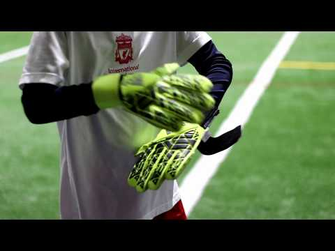 Liverpool 9 Year Old Youth Goalkeeper Amazing Saves