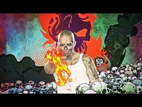 Suicide Squad (Character Spot 'El Diablo')