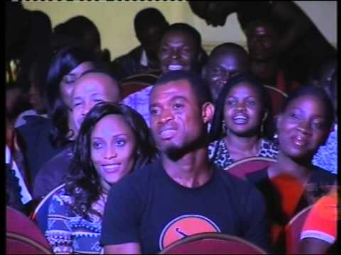 15 MINUTE EXCUSE ME LAUGH  VIDEO CLIP 5  WITH BUCHI AND KO BABA