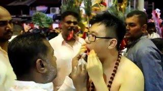 Sungai Petani Malaysia  city pictures gallery : Thaipusam celebration in Sungai Petani, Kedah, Malaysia.