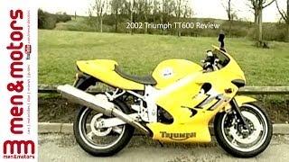 9. 2002 Triumph TT600 Review