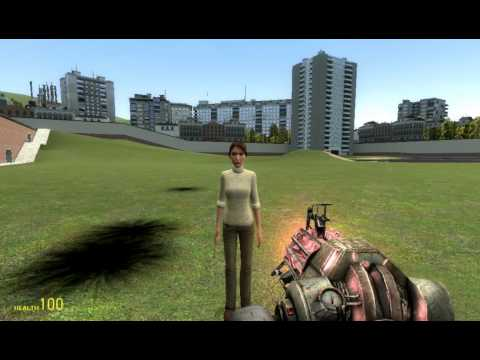 How Not To Kill A Weeping Angel In Gmod