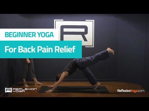 Beginners Yoga for Back Pain. Start feeling better now with online yoga! Yoga Classes