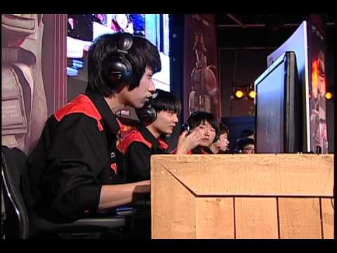 1st PBIC Final:  Korea vs. Thailand