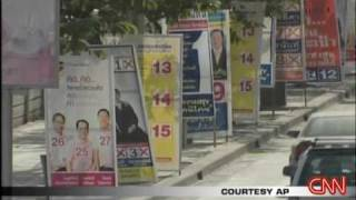 Thailand Election