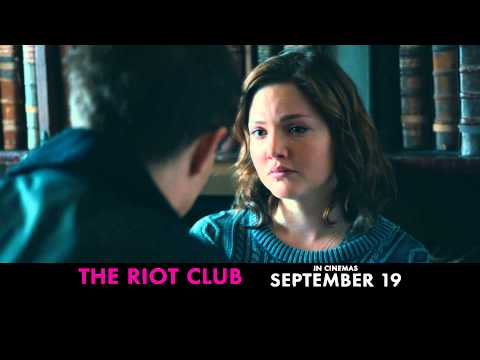 The Riot Club (UK TV Spot 'Filthy Rich')