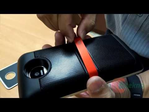 Mobitekno Hands-on: Moto Z & Moto Mods