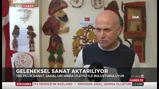 Hacivat Karagöz Dijital Platformda - Trt Haber