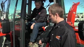 5. Kioti Tractor Walk Through with Jason Couture