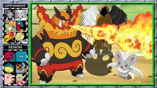 Pokemon Black 2 And White 2 WiFi Battle - #108 When Luck Embraces Death [RU Tier]
