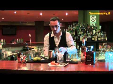 Cocktail Cinnalmond - Barman Ciro Adriano de Georgio