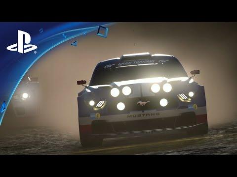 Gran Turismo SPORT - E3 2016-Trailer [PS4]