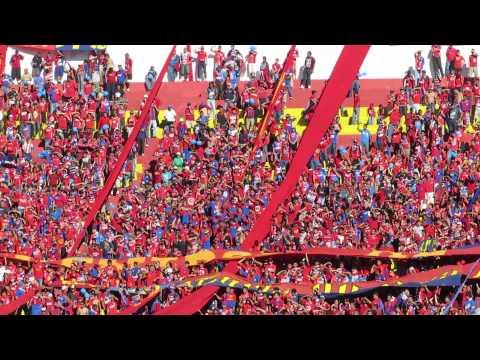 Turba Roja - Alentando en el cusca - Turba Roja - Deportivo FAS