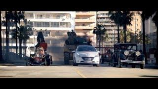 <h5>Peugeot: Wacky Racers &lt;br&gt; Antoine Bardou-Jacquet / Partizan</h5>