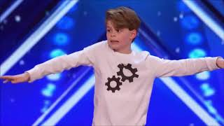 12 YEAR OLD BOY DOES IN MY FEELINGS CHALLENGE ON AMERICAS GOT TALENT (EMOTIONAL)