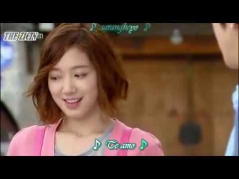 Because I Miss You-Jung Yong Hwa  (Sub español) (видео)