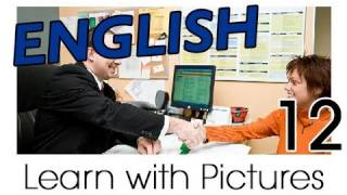 English Office Vocabulary, Learn English Vocabulary With Pictures