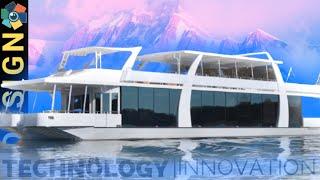 Video 10 INSPIRING HOUSEBOATS | Undeniable Reasons to Love Houseboats MP3, 3GP, MP4, WEBM, AVI, FLV Januari 2019