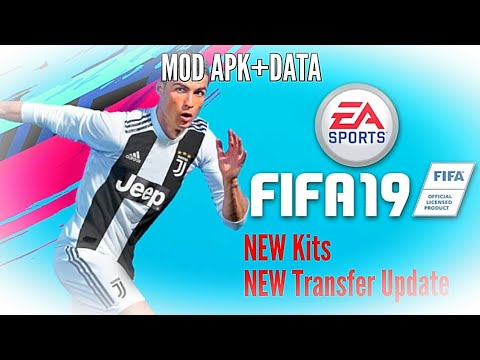 Fifa 2014 Mod 2019 Transfer Update Ronaldo, Becker,Emre Can N Etc | Game Android Offline