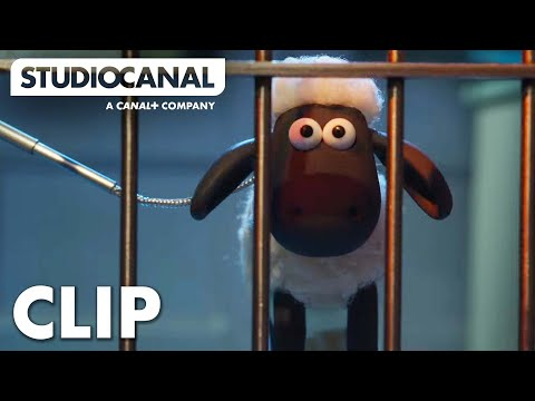 Shaun the Sheep The Movie - 'In Prison' - Clip