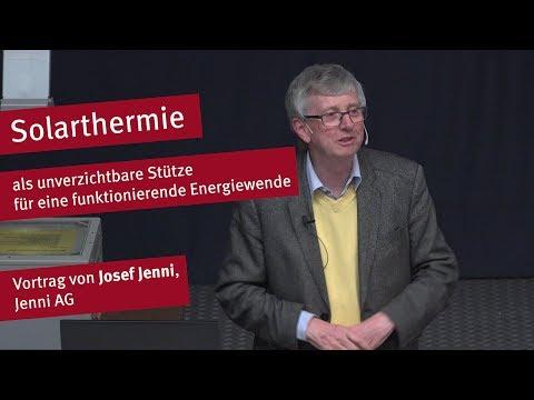 Vortrag: Heizen mit Sonnenkraft bei Neubau und Sanierung?