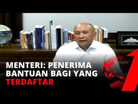 Bantuan Rp2,4 Juta, Menteri Koperasi dan UKM: Bagi yang Terdaftar sebagai Pelaku Usaha Mikro | tvOne