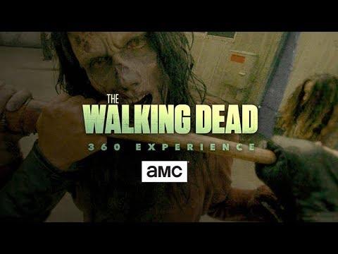The Walking Dead: Season 8 Premiere's VR Experience