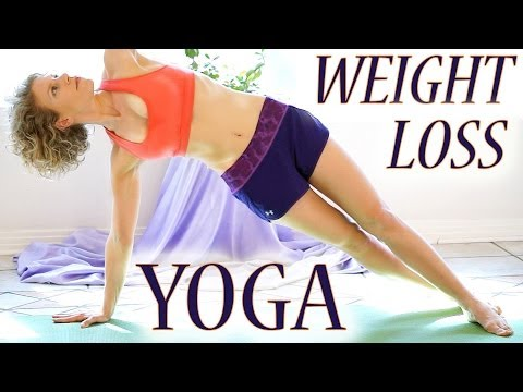 Yoga For Weight Loss & Fat Burning Workout – 30 Minute Beginners Flexibility Class – Day 2