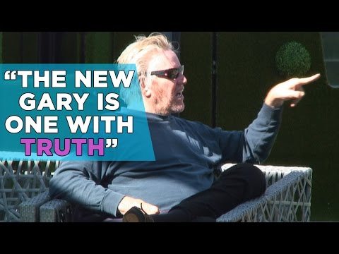 gary - Has anyone else noticed a change in Gary since first entering the Celebrity Big Brother House? The actor himself has - and he's got a full explanation to astonish...