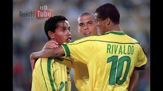 Video The 'R' Trio Show ( Ronaldo Rivaldo Ronaldinho) vs Argentina 1999 MP3, 3GP, MP4, WEBM, AVI, FLV Oktober 2018