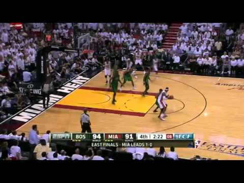 Celtics Turn Up the Heat, Go Down in Defeat