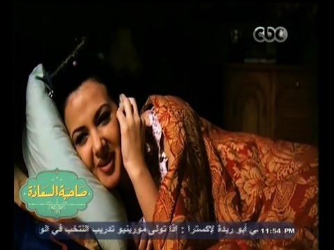 """برنامج """"صاحبة السعادة"""" يعرض مشهد محذوف من فيلم """"طير إنت"""" لأحمد مكي ودنيا سمير غانم"""