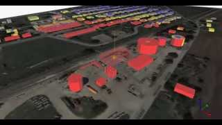 West, Texas Explosion Analysis