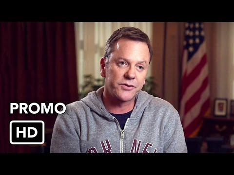 Designated Survivor Promo 'In Production'