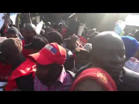 Occupy Nigeria: Massive Rally In Kaduna