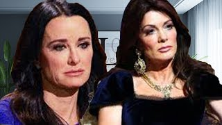 Video Is Kyle Richards wrong about Lisa Vanderpump leaking stories! MP3, 3GP, MP4, WEBM, AVI, FLV Maret 2019