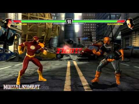 Mortal Kombat vs DC Universe Playstation 3