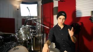 Studio drumming skills course kicks off!