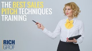 Sales Prospect Lead Generation & the Best Sales Pitch Techniques - Sales Techniques Coaching