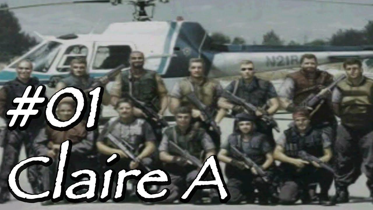 [Let's Play] Resident Evil 2 (Claire A) – 01 – Das Polizeipräsidium