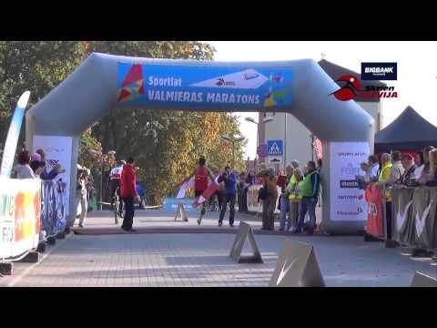 Piedalies Valmieras maratonā!