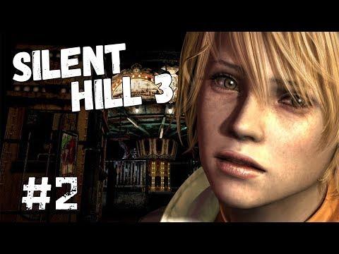 Стрим #3 (Silent Hill 3 #2) Качество - Трансляция