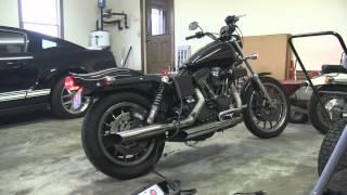 4. 2005 Harley Davidson FXDX Dyna Super Glide Sport